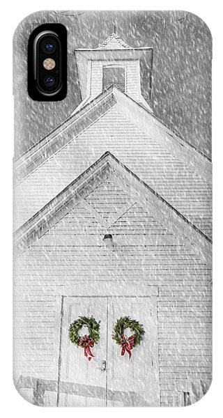 Two Wreaths IPhone Case
