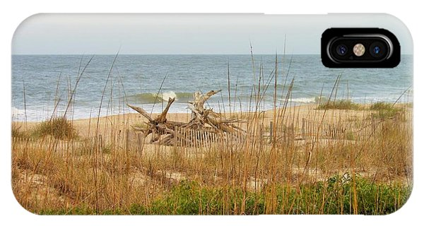 Tybee Island Beach IPhone Case