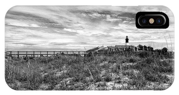 Tybee Island Light Station IPhone Case