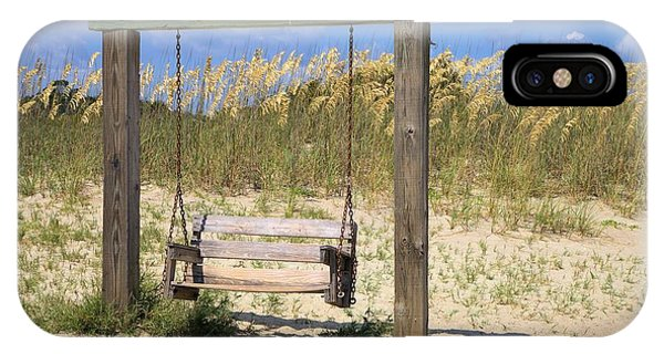 Tybee Island Swing IPhone Case