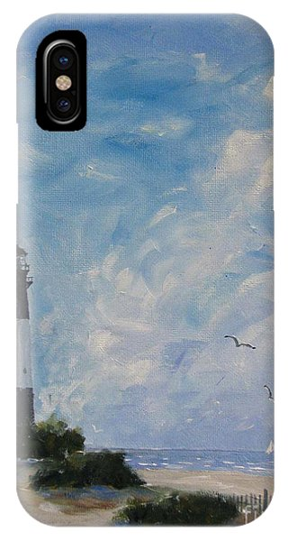 Tybee Light IPhone Case
