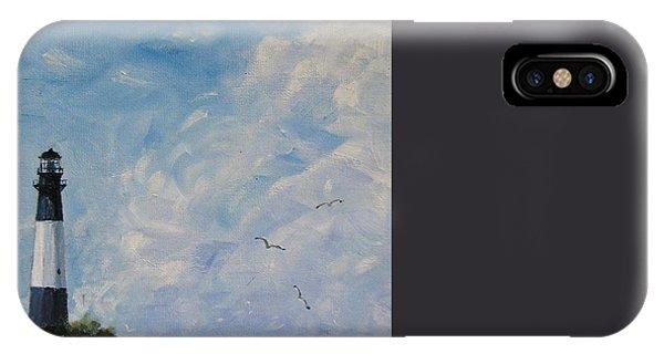 Tybee Light IPhone Case