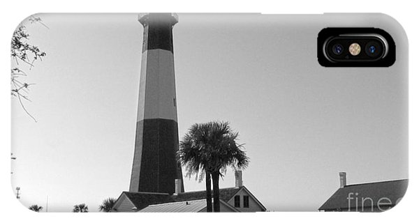 Tybee Lighthouse 1 IPhone Case