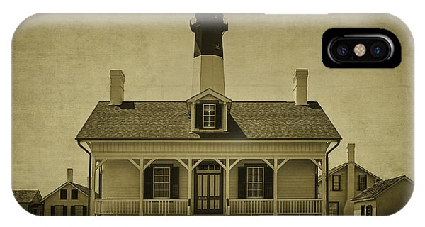 Tybee Lighthouse IPhone Case