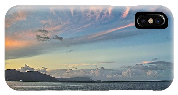 Typical Evening In Cairns IPhone Case