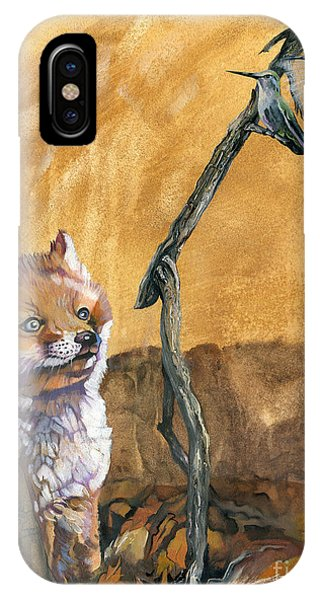Tyrah's Tale IPhone Case