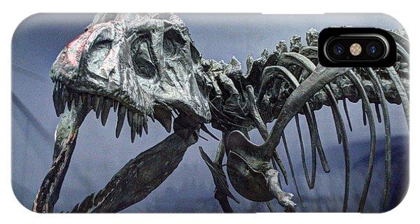 Tyrannosaurus Jane IPhone Case