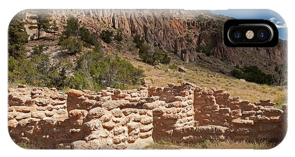 Tyuonyi Bandelier National Monument IPhone Case