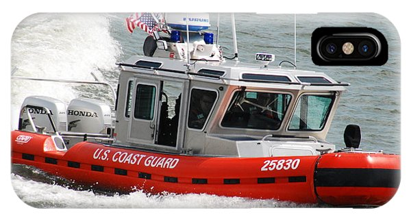 U. S. Coast Guard - Speed IPhone Case