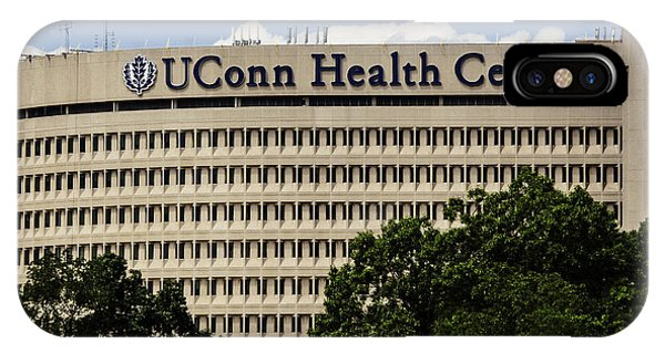 University Of Connecticut Uconn Health Center IPhone Case