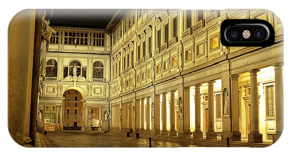 Uffizi Gallery Florence Italy IPhone Case