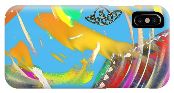 Ufo Out For A Joyride IPhone Case