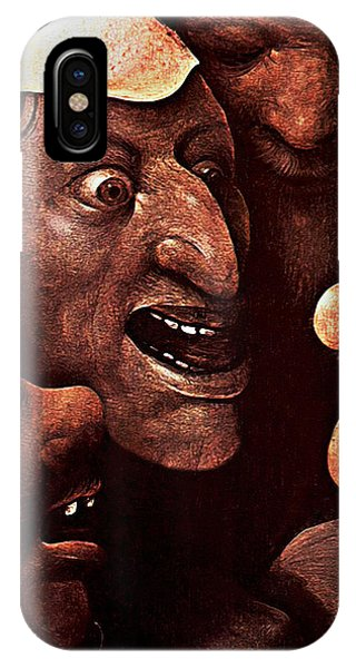 Ugly Faces IPhone Case