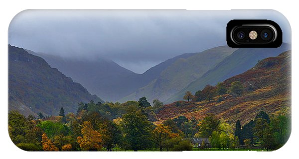 Ullswater Lake District IPhone Case