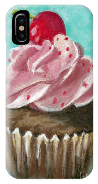 Ultimate Cupcake Phone Case by Jan Gibson