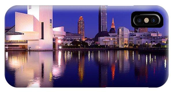 Ultra Rez Cleveland's North Shore IPhone Case