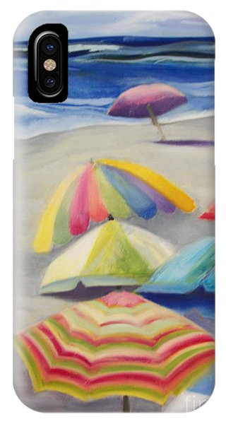 Umbrella Day IPhone Case