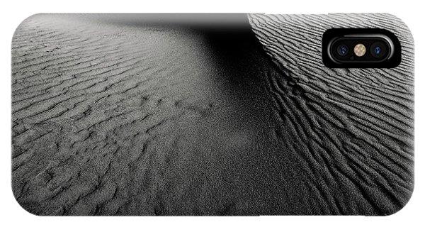 Umbrella iPhone Case - Umbrella On The Beach............... by Wim Schuurmans