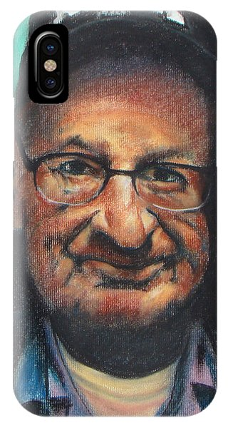 Uncle Lee IPhone Case