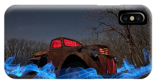 Uncle Tom's Water Truck IPhone Case