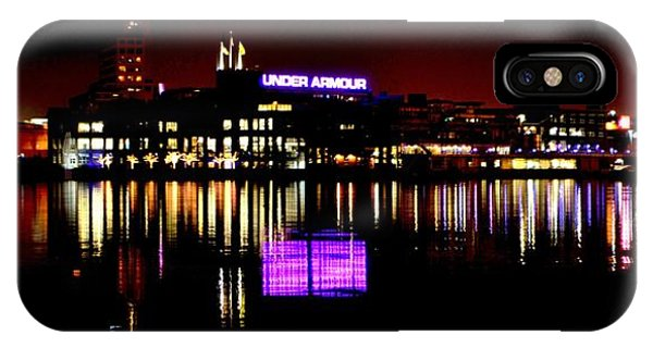 Under Armour At Night IPhone Case