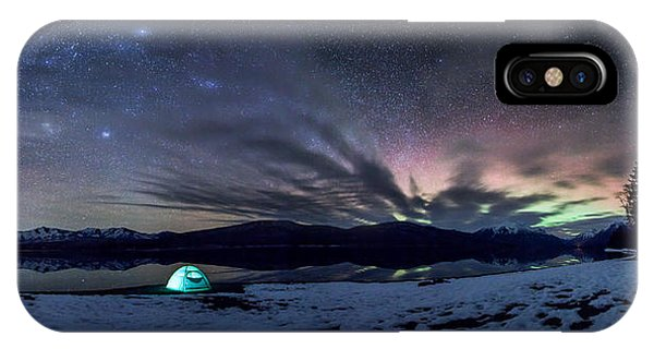 Under Big Skies IPhone Case