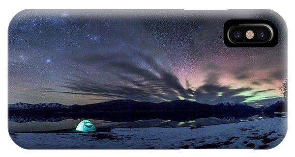 Under Big Skies IPhone Case