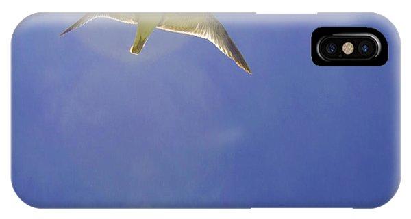 Under His Wings II IPhone Case