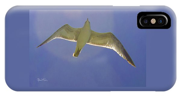Under His Wings IIi IPhone Case