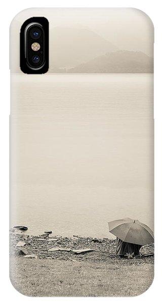 Under My Umbrella Phone Case by Cristel Mol-Dellepoort