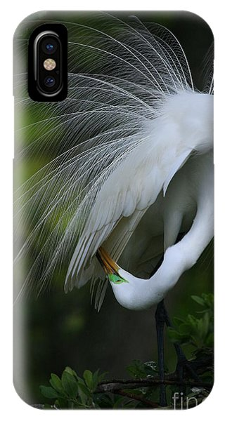 Under My Wing IPhone Case