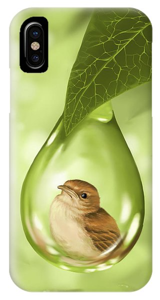 Under Protection IPhone Case