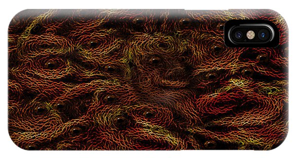 Under The Bed IPhone Case