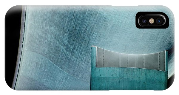 Teal iPhone Case - Under The Bridge by Christina Sill??n