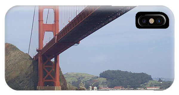 The Golden Gate Bridge San Francisco California Scenic Photography - Ai P. Nilson IPhone Case
