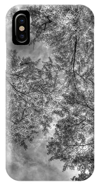 Under The Gray  IPhone Case