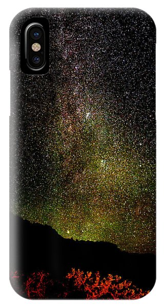 Under The Milky Way IPhone Case