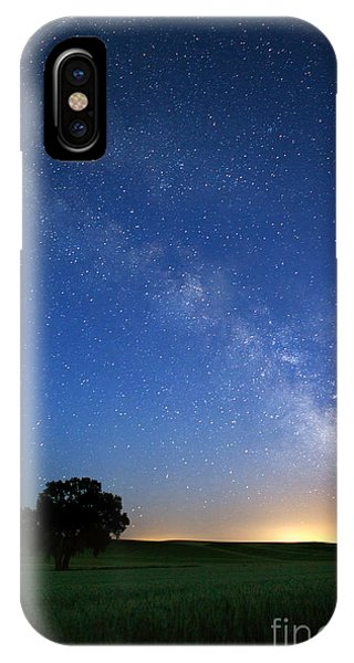 Under The Milkyway IPhone Case