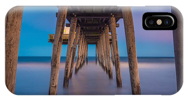 Under The Pier - Wide Version IPhone Case