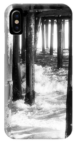 Under The Santa Monica Pier IPhone Case