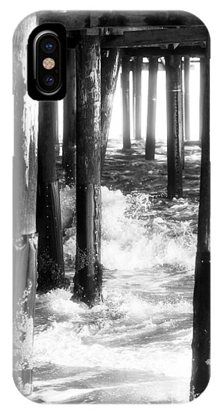 Under The Santa Monica Pier IPhone Case