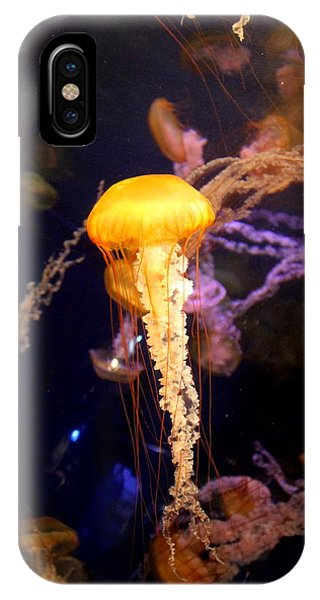 Under The Sea Phone Case by Elizabeth Trujillo