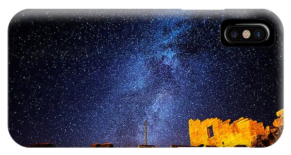 Under The Stars-2 IPhone Case