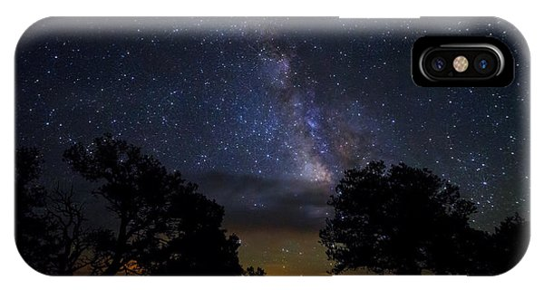 Under The Stars At The Grand Canyon  IPhone Case