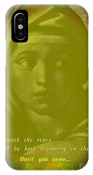 Underneath The Stars IPhone Case