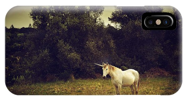 Unicorn iPhone Case - Unicorn by Carlos Caetano