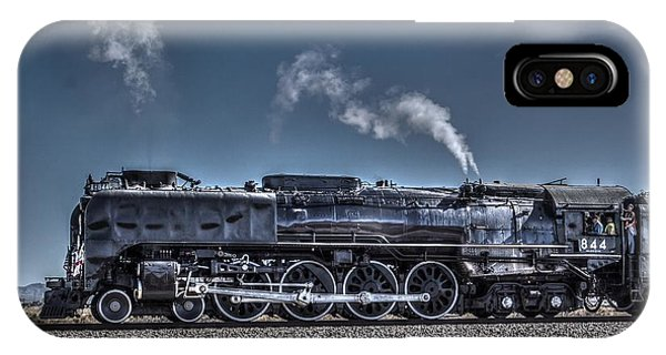 Union Pacific 844 IPhone Case