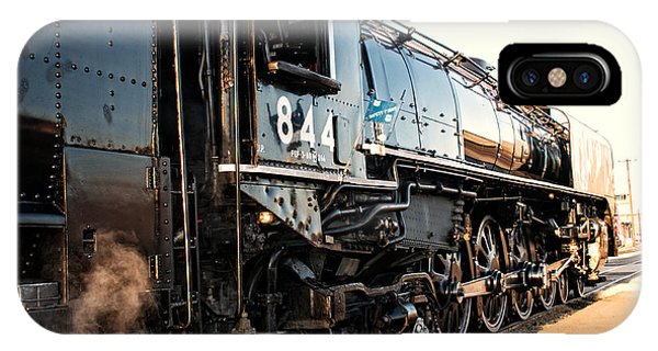 Union Pacific Engine #844 IPhone Case
