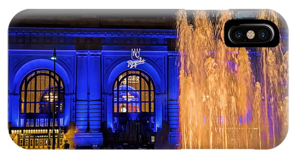 Union Station Celebrates The Royals IPhone Case