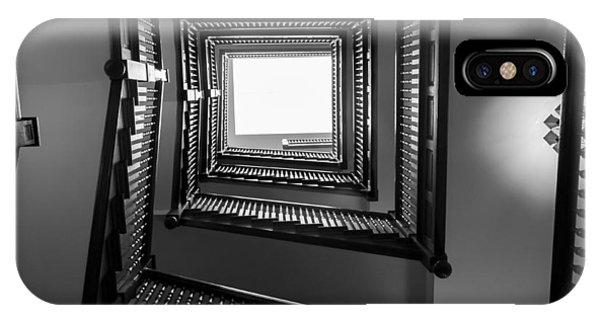 Union Station Hotel Stairway IPhone Case